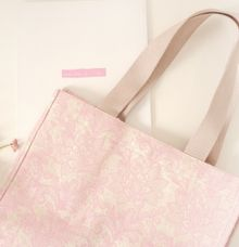 Canvas Tote Bag by Red Ribbon Gift