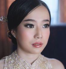 Makeup sangjit ms corin by Sandra Bridal and Makeup Academy