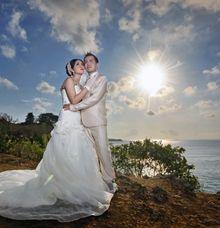 Prewedding Bagus & Dina by W.D> Bali Photography