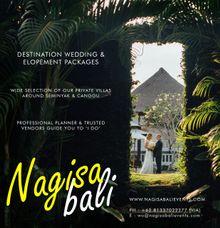 Elopement in Bali by Nagisa Bali