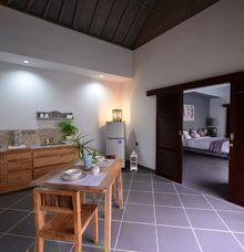 Dining Room by Zoe Villa Canggu Bali