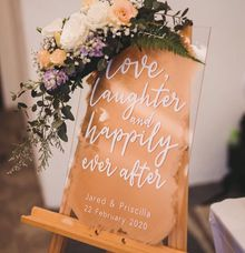 Love, laughter and happily ever after by The Jomu Co