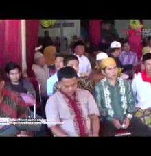 Wedding Clip - Siti Robiah & Asep by TCS Production