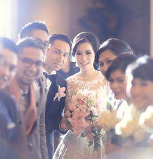 International Wedding by The Portrait Photography