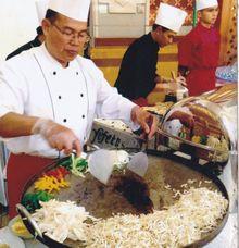 Gindara Batayaki Live Cooking by Yufeto Catering