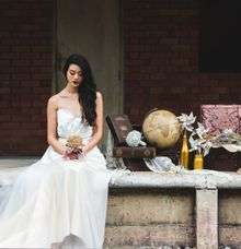Elopement Wedding by adellefrances
