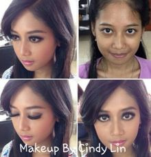 Makeup by Cindy Lin makeup and airbrush makeup artist
