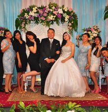 Ricky & AngeI Wedding by eMCi Ammho De Monganzen