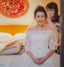 A & I Wedding Day Photography by Dream Wedding