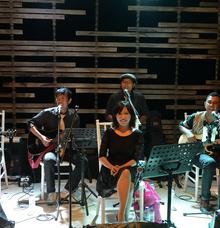 Minimalist Band Acoustic version by Bali Wedding Music