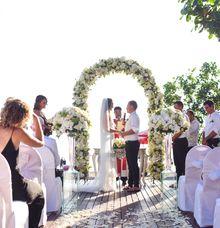 Wedding Taylor & Matthew by Anantara Seminyak Bali Resort