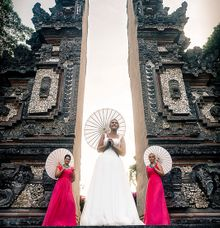 Bali Wedding by Wilson Weddings Photography