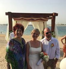 Vow Renewal by Theresa D Wedding Celebrant