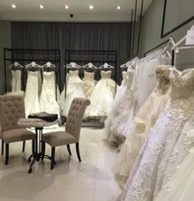Our Showroom by The Dresscodes Bridal
