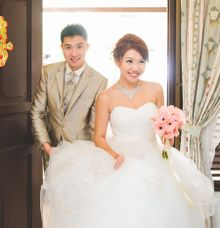 Actual Day Wedding Photography of  Bryan & Jade by Rave Memoirs
