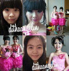 wedding party by mua dithaangelin(dancer & eo)
