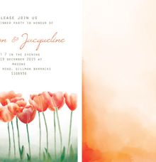 Wedding Invitation suite by Faith Creative Studio