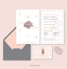 Philip & Raissa by Paper and Oath
