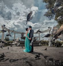 Prewedding Engagment shoot by The Luminari