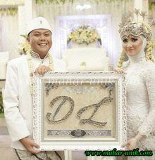 From The Wedding Dara & Luki by Mahar Pernikahan Unik