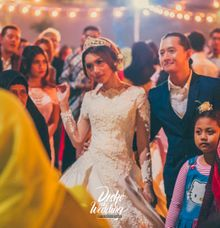 Melody Prima & Tommy Bagus by diskodiwedding