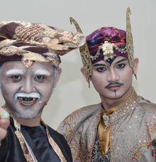 Upacara Adat Penjemputan Pengantin Sunda by Javaetnika