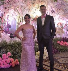 The Wedding of Chris & Jovita by TEO Entertainment