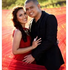 Erick and Donna Pre Nup by The Beauty Artisan: Pro High Definition Makeup by Jet Guison
