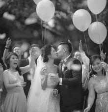 Andrew & Desty Wedding by Reynard Karman Photography