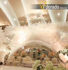 White Pearl Romance by Eldorado Decor