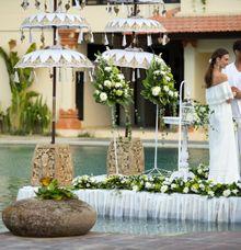 Elopement Wedding by Sadara Boutique Beach Resort