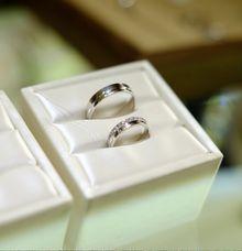 Wedding Rings by Michael Trio