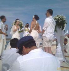 Wedding of Eva & Liza by Bali Rainbow Weddings