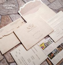 The Wedding of Francisco & Christine by Memento Card