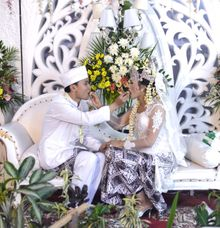 Wedding of Dimas & Ria by FS Photography