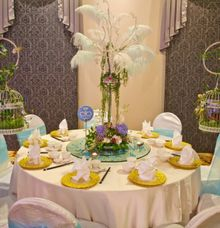 Thematic Weddings - Fairytale by Hotel Re! @ Pearl's Hill