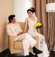 Prewedding - Fita & Fajri by RipSaphotO