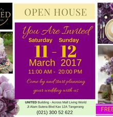 United Grand Hall Open House 11 - 12 Mar 2017 by United Grand Hall