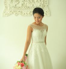 Real Brides by Ivory & White Bridal Store