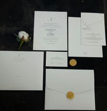 Wedding Saftey & Febe by RIVIERA EVENT ORGANIZER