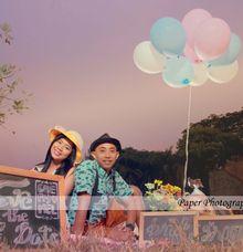 Prewedding Grery & Melisa by PAPER photo & video