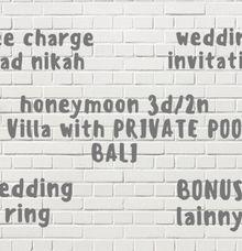 PROMO PAKET WEDDING by Grand Galaxy Convention Hall BEKASI by Jakarta Event Enterprise