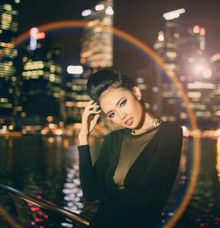 Project Singapore by tanmell makeup
