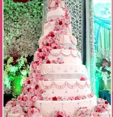 everlasting sunny by It's Cake Surabaya