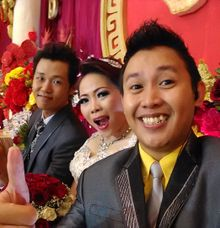 The Wedding of Vincent & Wenny 30 05 15 by Andre Untarto