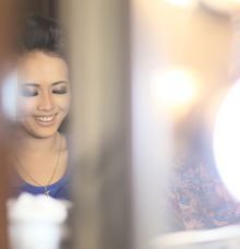 Ria wedding Day by Margylove Makeup