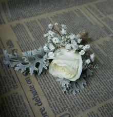 corsage by Defelcia Florist