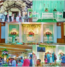 minty mint touch by Party Planner Bogor