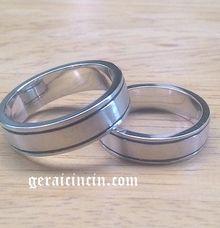 cincin kawin hasil jadi by gerai cincin