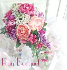 Silk Bridal Bouquets by Roy Bouquet